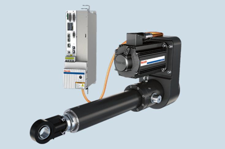 EMC-HD electromechanical cylinder