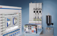 Rexroth prcoess visualization and intuitive user interface