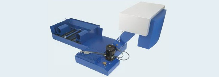 Conveyor technology for cutting machine tools