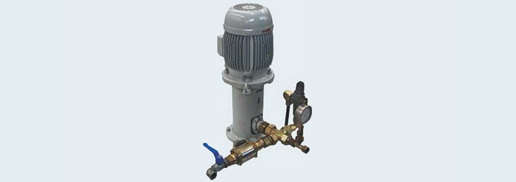 Hydrocyclone extractor IZF from rexroth