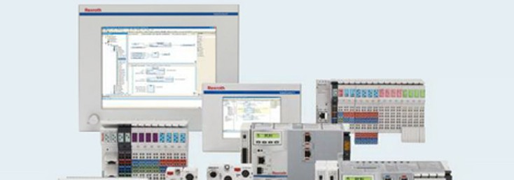PLC solutions for cutting machine tools by Bosch Rexroth