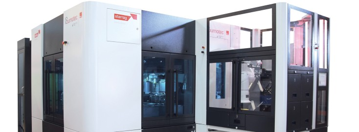 NC milling round the clock: fast, precise, multi-variant