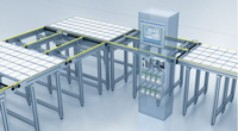 Module production for solar power use