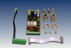 I/O extension boards available as an option