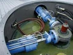 cylinders mounted