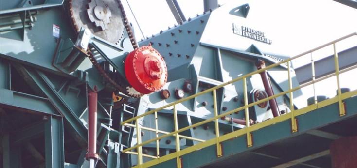 Infeed Conveyor Drive