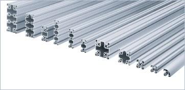 Profile aluminiowe: Produkty