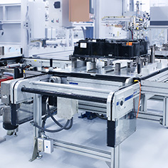Battery pack assembly in the automotive industry