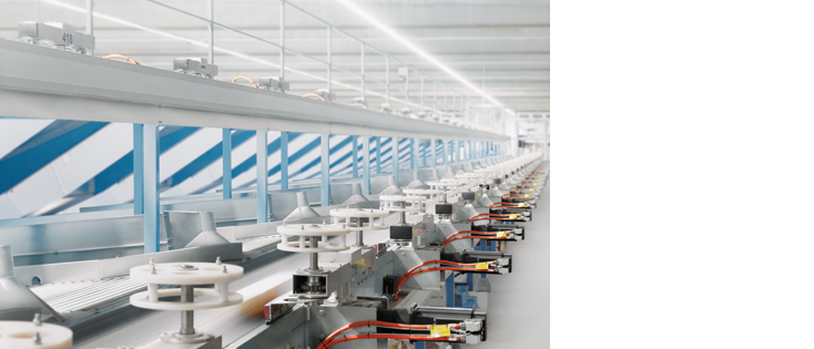 IndraDrive Mi - single cable solution by Bosch Rexroth