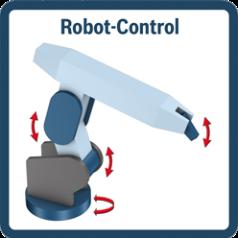 Pakiet funkcji – Robot Control (sterowanie robotami)