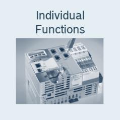Open Core Interface – indywidualne funkcje