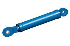 Large hydraulic jacking cylinder