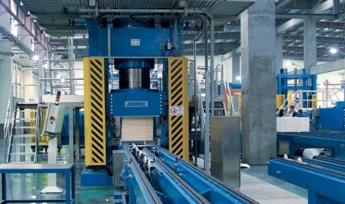 Large Hydraulic Press Cylinder