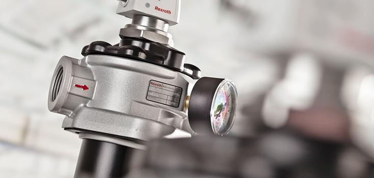 Bosch Rexroth Filter Cyclone Effect