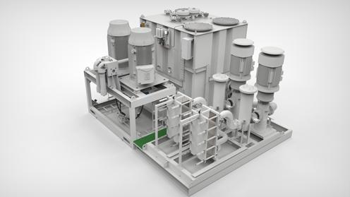 Modular Hydraulic Power Units