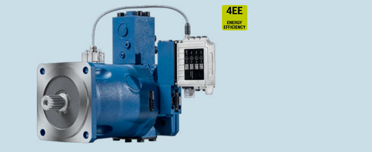 SYHDFE pressure and flow control system
