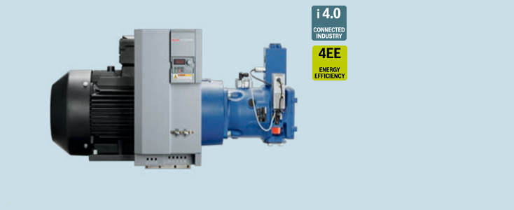 Variable-speed pump drives Sytronix DFE
