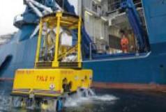 Napęd do podwodnych wyciągarek robotycznych