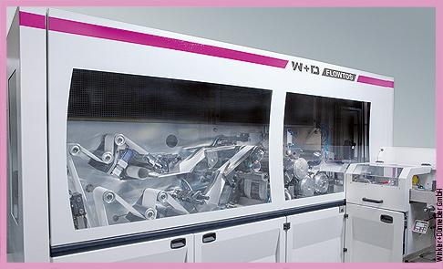 W+D designed the new FLOWTOS