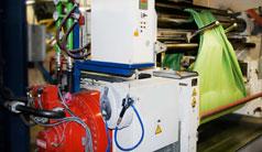 Silniki tłokowe promieniowe do produkcji gumy