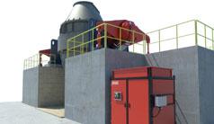 Napędy hydrauliczne poprawiają działanie przetworników