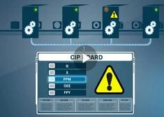 Digital CIP Board