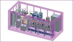 Dostosowane i gotowe do montażu: Hydrauliczne pojemniki do produkcji stali