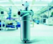 Efekt cyklonu pozwala na dłuższe utrzymanie czystości filtra