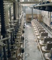 Automatyzacja produkcji misek klejonych w zakładzie Cersanit