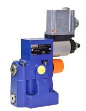 Nowa seria proporcjonalnych zaworów ograniczających ciśnienie DBEM(E)-7x)