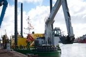 Systemy napędu i sterowania w pogłębiarce Kraken