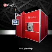 Urządzenia do spiekania firmy GeniCore