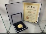 Złoty Medal AUTOMATICON 2016