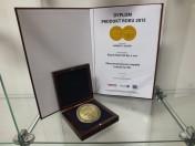 Medal Produkt Roku 2015
