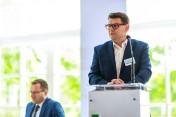 Dyrektor Generalny firmy Bosch Rexroth, Tomasz Ilkow
