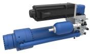 Niezależna oś hydrauliczna SHA