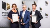 Dwie nagrody German Brand Award 2019 dla wyjątkowej marki.