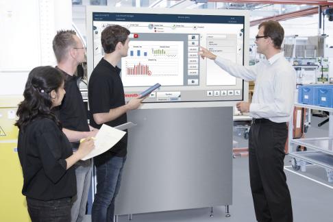 Przemysł 4.0: Wspólny rozwój działów produkcyjnych i IT