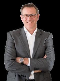 CEO Rolf Najork