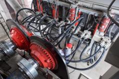 Serwis napędów hydraulicznych z silnikami Hägglunds